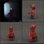 Lego Hellboy 05