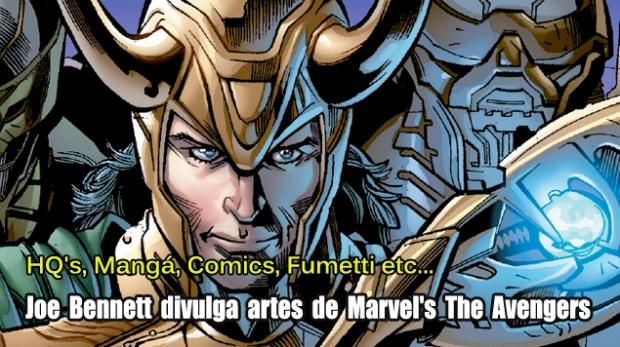 Blog Teaser - Marvel's The Avengers