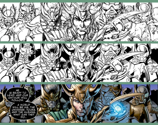 Marvel's The Avengers 01 - Sequel 03