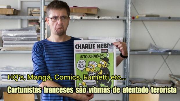 Blog Teaser - Charlie Hebdo