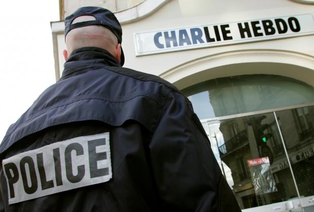 Charlie Hebdo Attacked 01