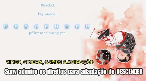 Blog Teaser - DESCENDER MOVIE