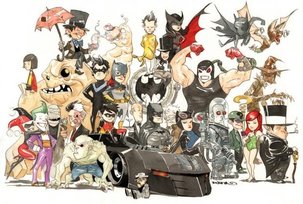 Li'l Gotham 09