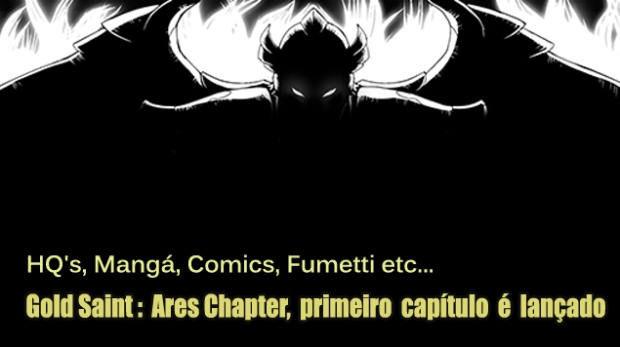 NEO Blog Teaser - Gold Saint – Ares Chapter 01