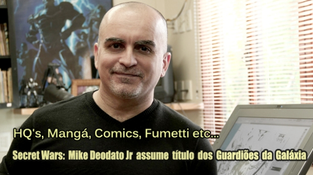 NEO Blog Teasers - Mike Deodato