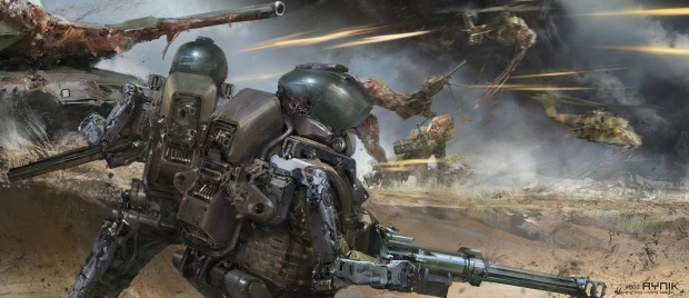 Edge of Tomorrow by Long Ouyang 01