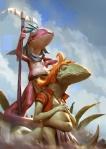 Tales of Alethrion - Blenn & Jarna