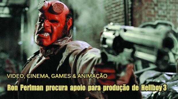 Blog Image Gallery Teaser - Ron Perlman Hellboy 3