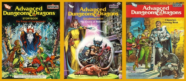 D&D Cover Art by Norem