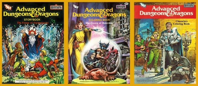 D&D Cover Art by Norem