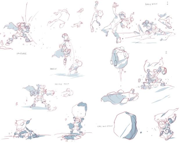 Gully Attacks