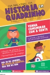 CAMPANHA Dia Nacional dos Quadrinhos - MG - Display