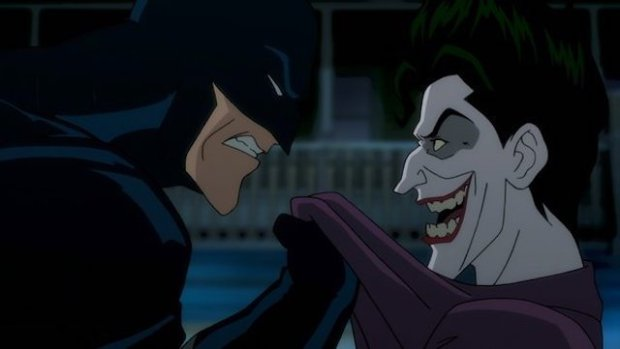Batman - The Killing Joke - Frist Look
